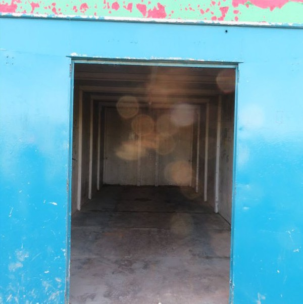 23ft storage shipping container