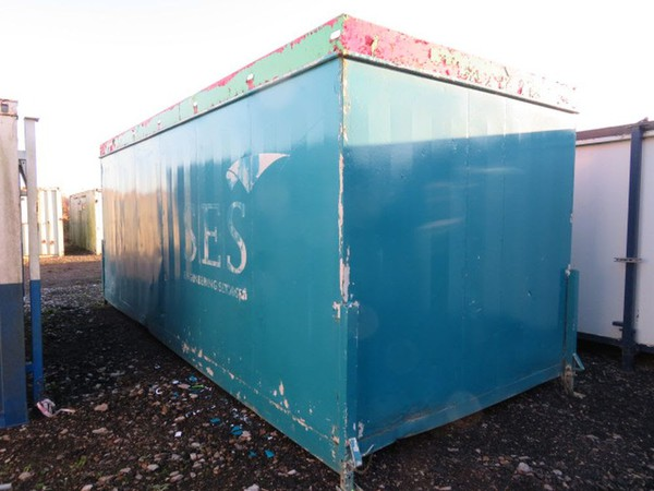 Large storage containers for sale