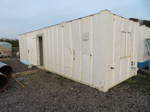 Anti Vandal Canteen for sale