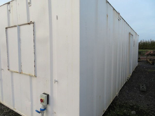 32' x 10' Anti Vandal Canteen for sale