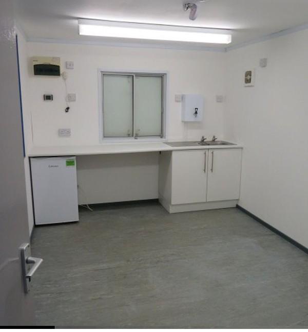 32ft  Anti Vandal Canteen