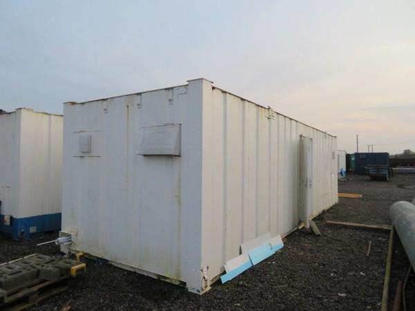 32' x 10' Anti Vandal Canteen / Toilet / Shower Ideal Hazardous Environment - Darlington, Co Durham