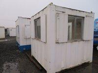 8' x 8' Anti Vandal Office Gate House Weigh Bridge Site Welfare