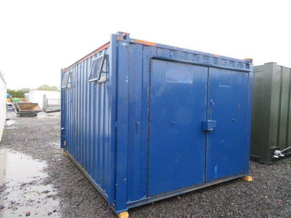 13' x 10' Anti Vandal Toilet Block 3 + 1 Darlington, Co Durham