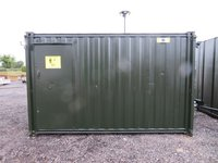 12' x 9' Anti Vandal Toilet Shower Block Ideal Camping / Caravan Site - Darlington, Co Durham