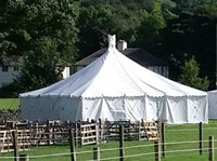 30Ft x 30Ft Traditional marquee for sale