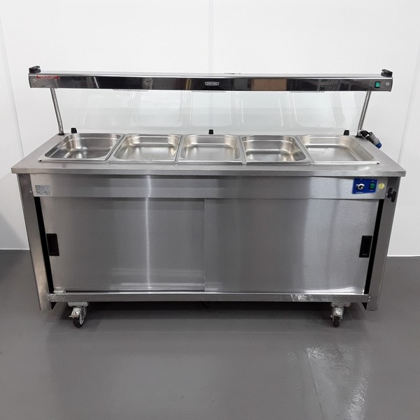 Used Moffat VCBM5 Hot Cupboard Carvery Bain Marie