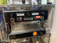 Gaggia 2 Group Coffee Machine