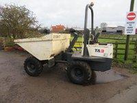Benford Terex 3T straight tip Dumper PT3000 straight tip Dumper PT3000