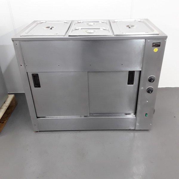 Used Victor Hot Cupboard Dry Bain Marie