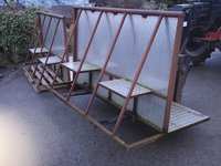 2 Crowd safety barriers for sale