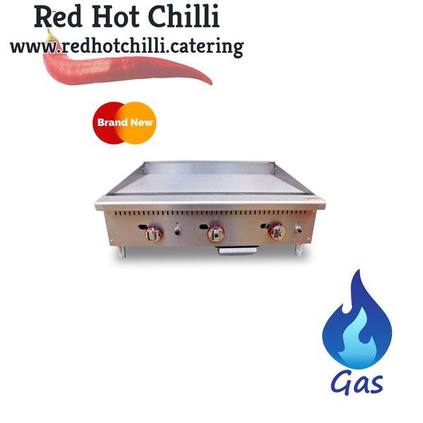 Gas Griddle