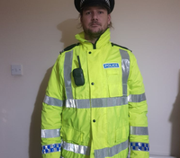 Police costume for sale