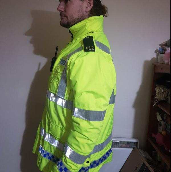 Used cop costume