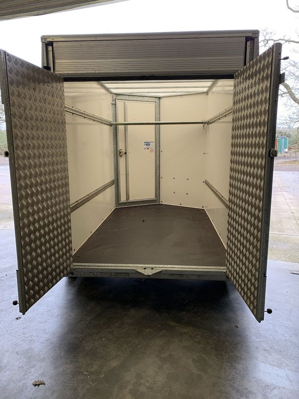 Ifor Williams Box trailer for sale