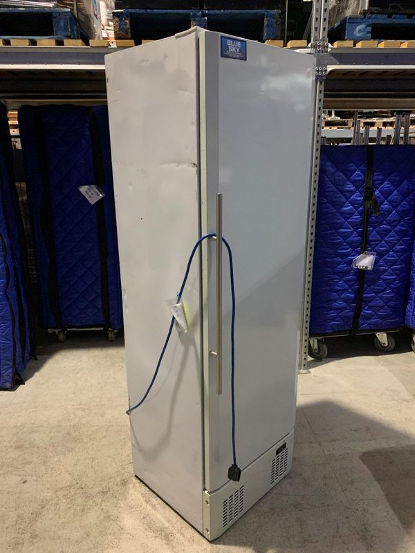 Tall white freezer for sale