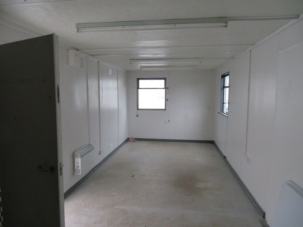 32' x 10' Anti Vandal Container Cabin