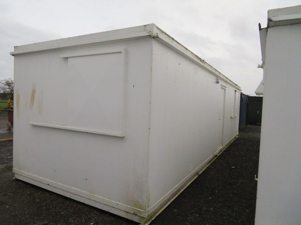32' x 10' Anti Vandal Office Container For Sale
