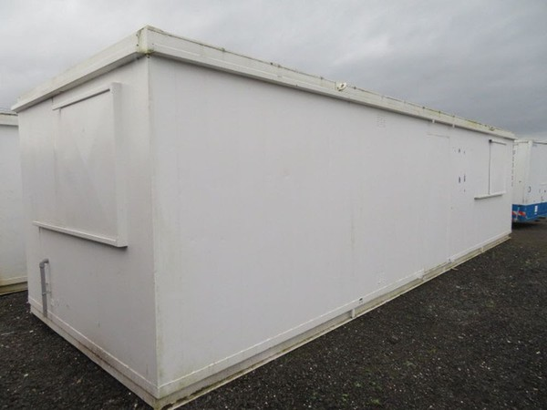 Portable Building Open Plan With Kitchen