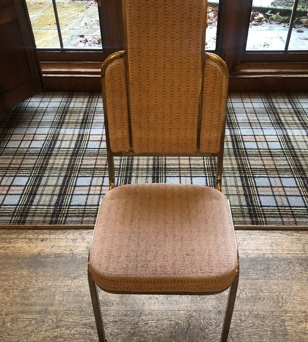 Aluminium Banqueting Chairs for sale Scotland