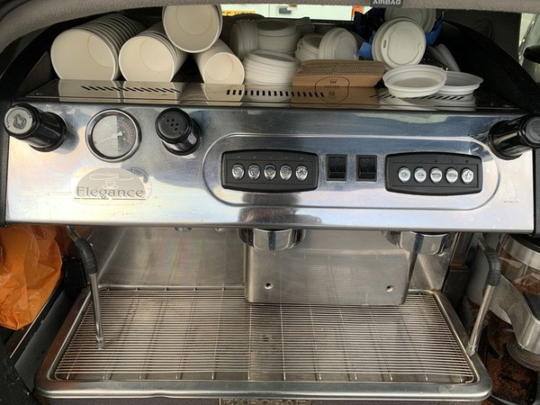 Expobar Elegance 2 Group Espresso Machine