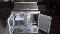 AHT Prep Fridge Cold Chilled Food Bench