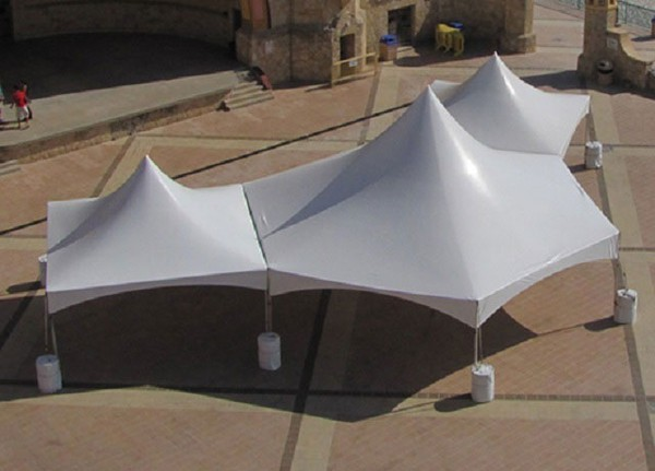 12m Hex or Hexagon marquee