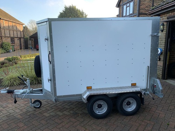 Tickner trailers for sale