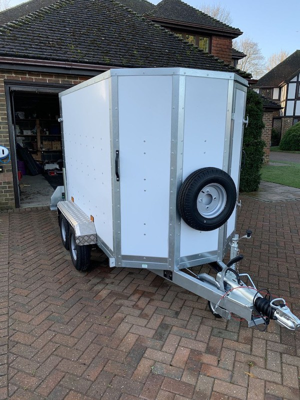 Box Trailer 1800kg For Sale Near me