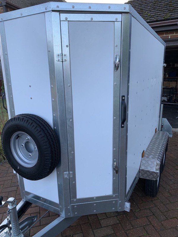 tickners trailers Surrey