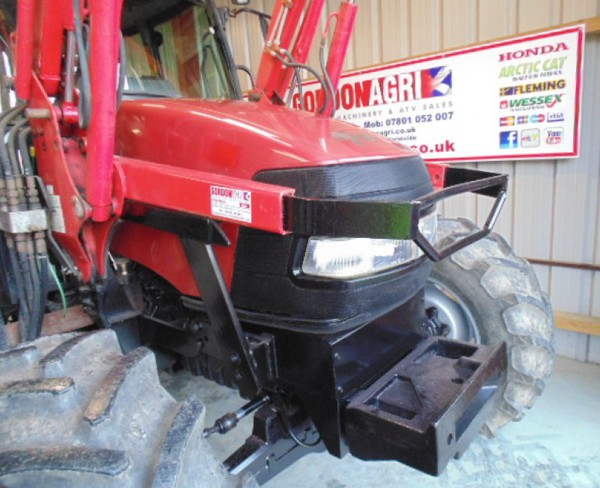 Secondhand tractor for sale