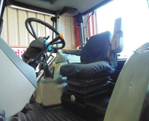 Tractor glasgow