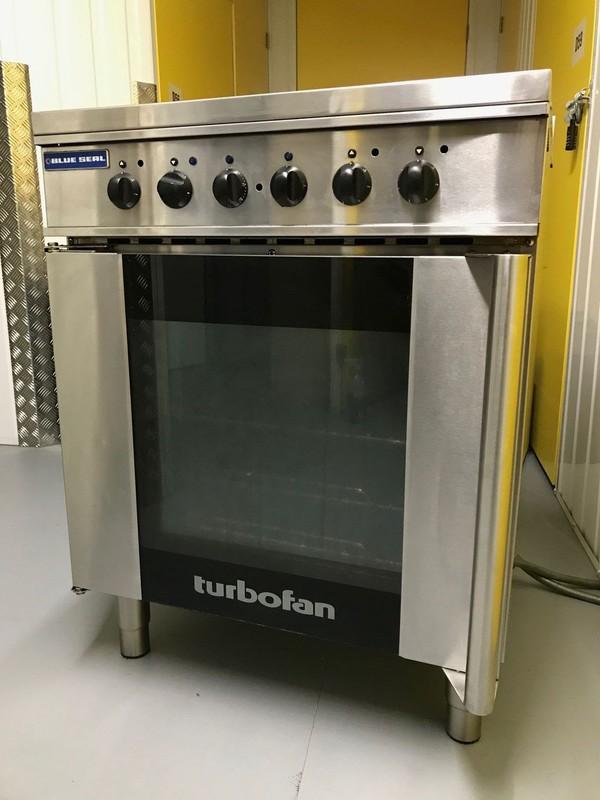 Blue Seal E931M TurboFan Electric Oven & Hob