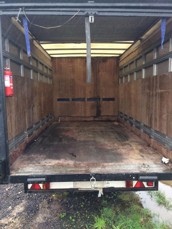 buy large box trailer Sussex