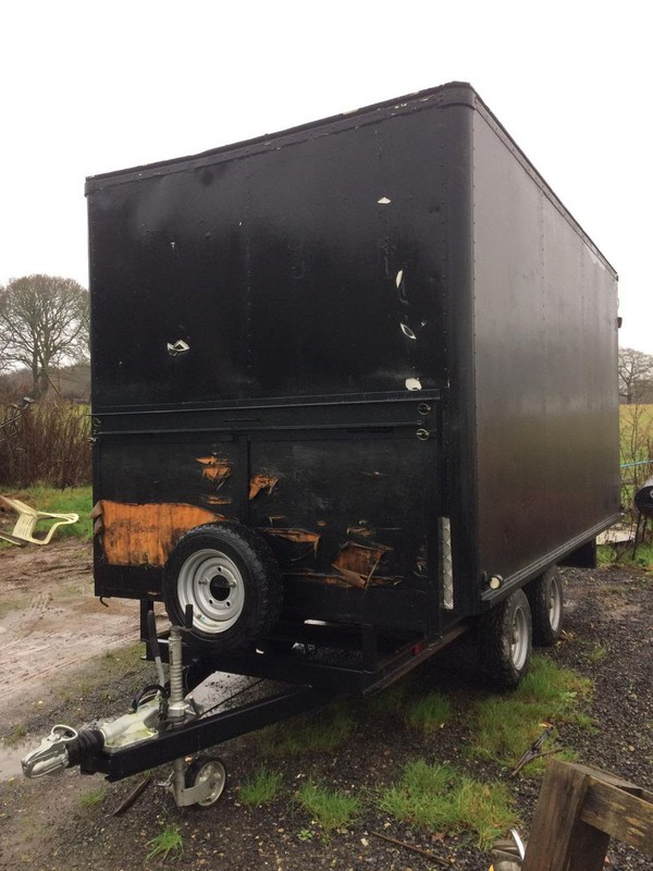 Large Box Trailer - Ansty, West Sussex