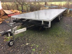 Flat Bed Trailer For Sale Sussex