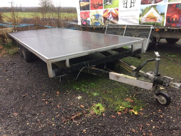 Buy Flat Bed Trailer