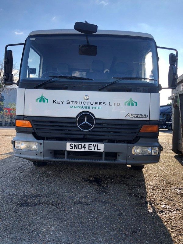 Mercedes Atego 815 for sale