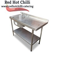 1.2m Stainless Steel Sink for sale