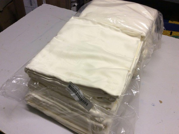 NEW Cream Rose Pattern Table Cloths