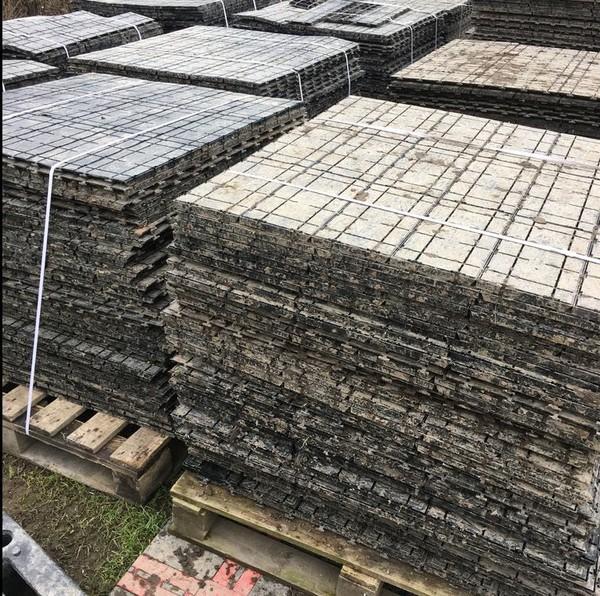 Rola-trac Flooring 1sqm Panels