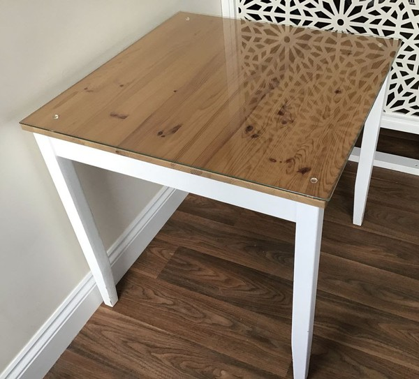 Square Cafe Tables For Sale