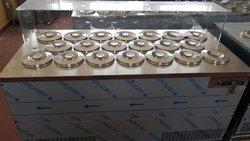 20+20 Flavour Ice Cream Gelato Display Counter Pozzetti