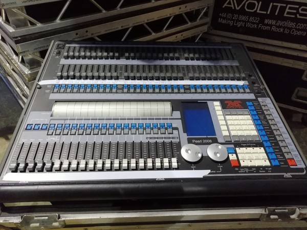 Lighting Console For Sale