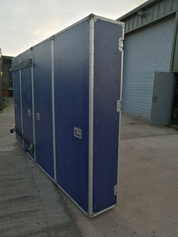 flightcase Storage Units for sale cheshire