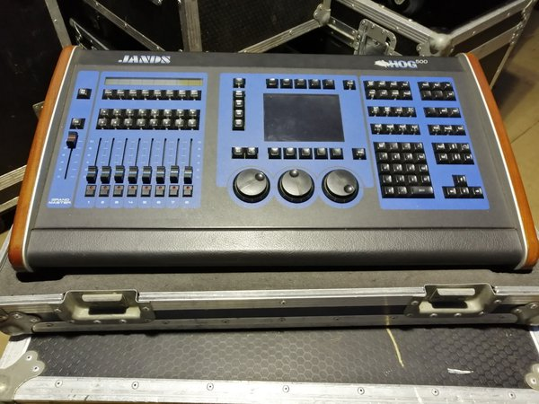 Jands Hog 500 Lighting Console - Cheshire
