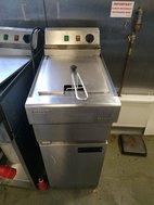 Moffat Freestanding Electric Fryer