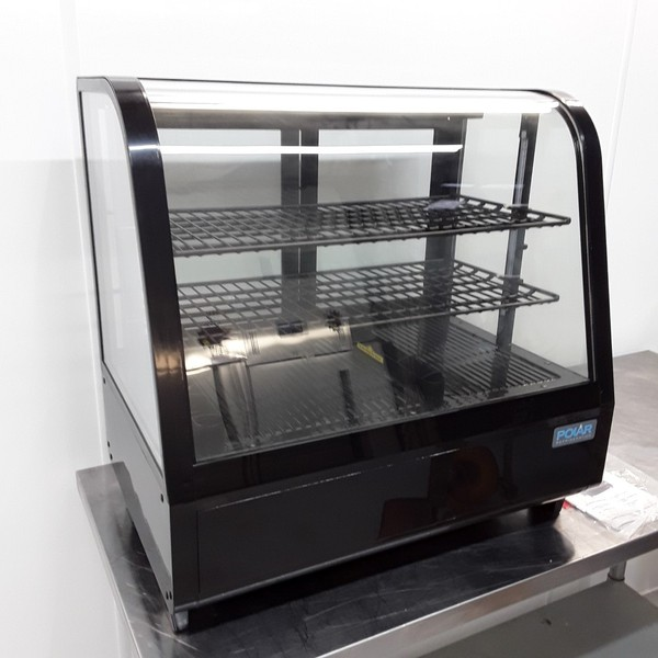 New B Grade Polar CC611 Display Fridge
