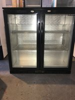 Capital Hinged Door Back Bar Chiller