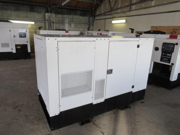Perkins Diesel 50kVA generator for sale